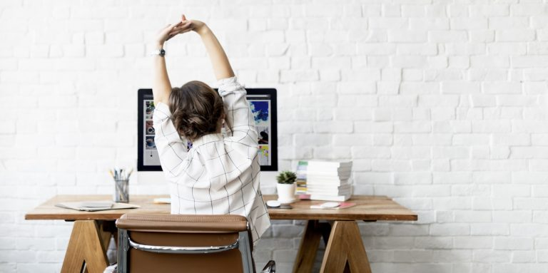 Better Posture In The Workplace