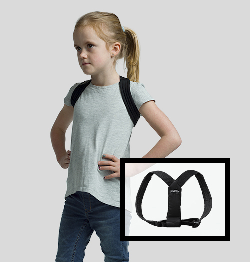 Swedish Posture Kids - stop slouching