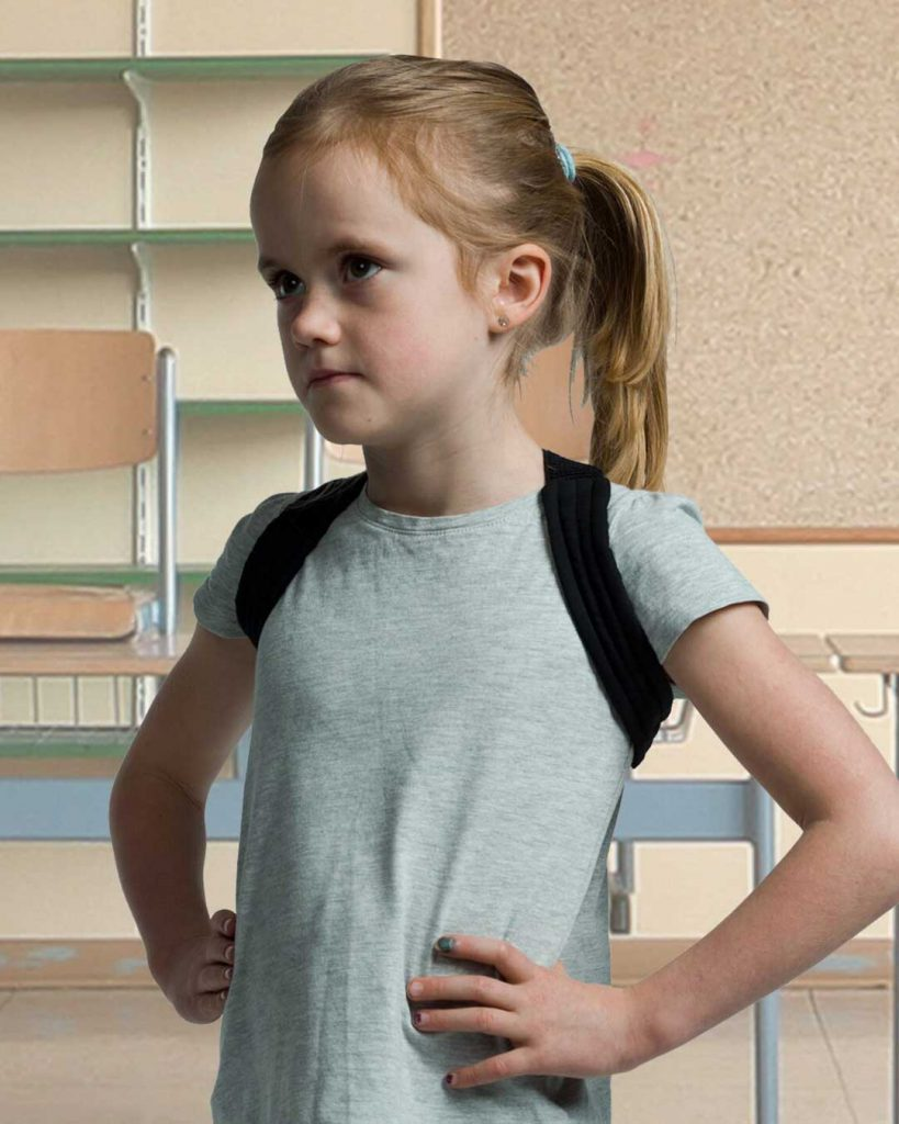 Better posture for kids