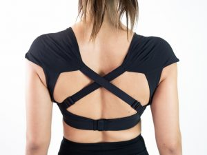 Posture Sports Bra Fixing Rounded Shoulders